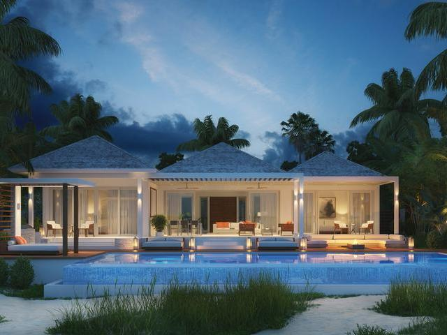 #3 GRACE BAY BEACH VILLAS
