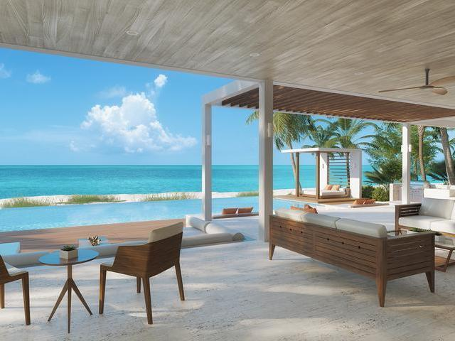 #4 GRACE BAY BEACH VILLAS