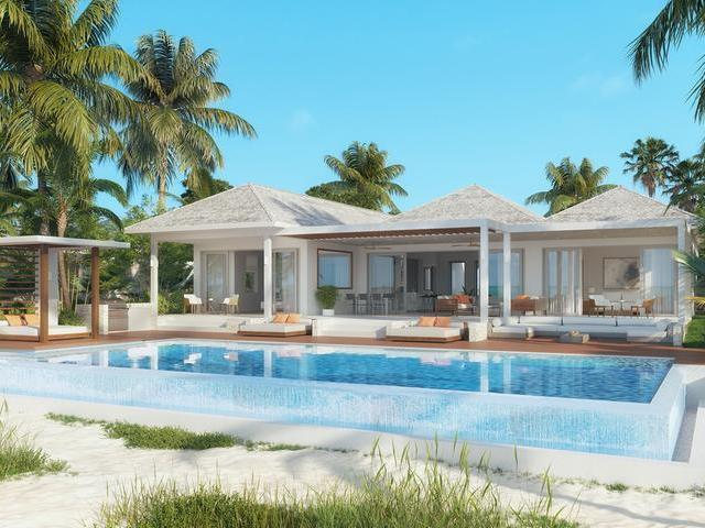 #5 GRACE BAY BEACH VILLAS