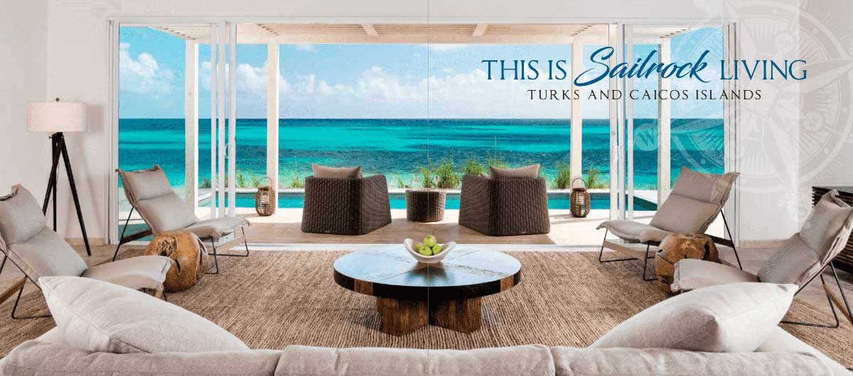 Regency, The Exclusive Affiliates of Christies International Real Estate for the Turks and Caicos Islands are proud to announce their newly formed and exclusive partnership with Sailrock, located on the beautiful island of South Caicos.