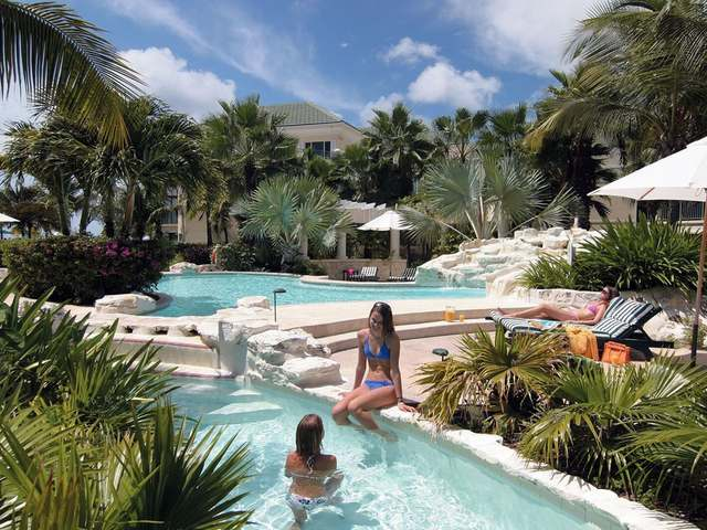 THE SANDS RESORT AND SPA 3109.10